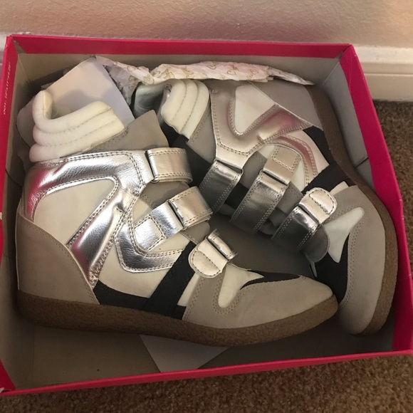 Candie's Shoes - Sneaker wedges